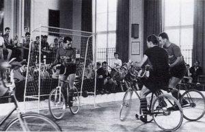 24./25. Juni 1961 Deutsche Meisterschaften im Hallenradsport im Kulturhaus