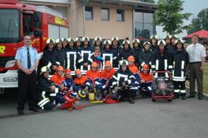 Die Feuerwehr Rositz 2008