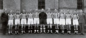 Fußballer des FSV, Thüringer Fußballmeister 1932