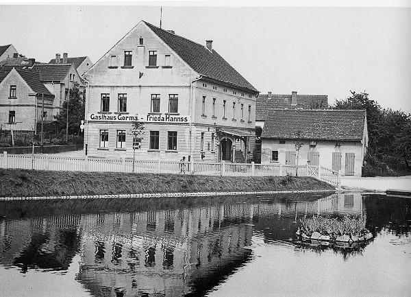 Das Gasthaus Hanns in Gorma