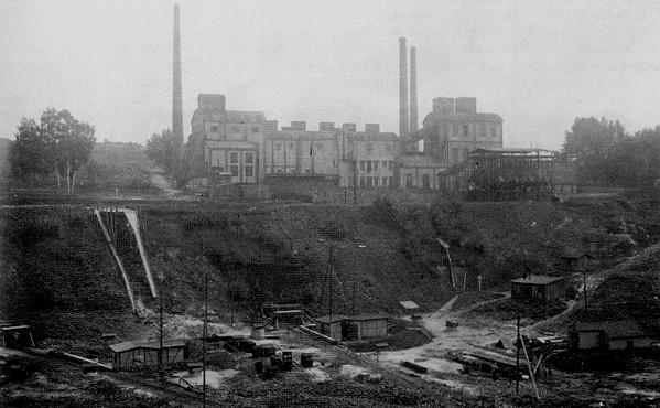 Der Tagebau Germania