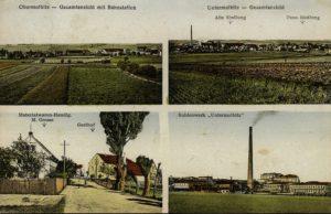 Ansichtskarte von Molbitz