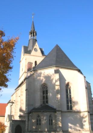 Evangelische Kirche in Rositz