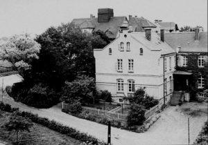 Die alte Schule in Rositz