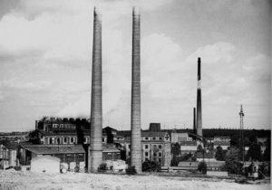 Brikettfabrik der Grube 113, Kröberner Straße
