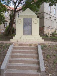 Kriegsdenkmal in Rositz
