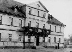 Der Rositzer Gasthof 1942