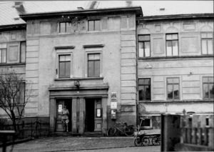 Das Rositzer Postamt