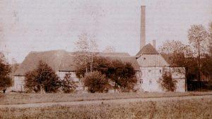 Wassermühle in Schelditz