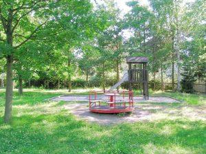 Spielplatz in Molbitz