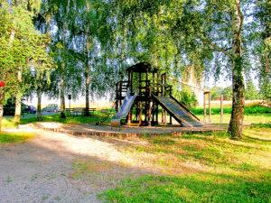 Spielplatz in Schelditz