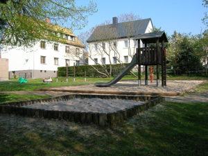 Spielplatz Wiesenstraße in Rositz