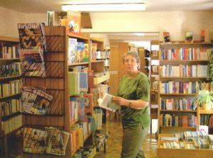 Die Rositzer Gemeindebibliothek