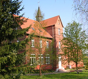 Katholische Kirche in Rositz