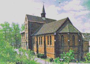 Die Rositzer Katholische Kirche