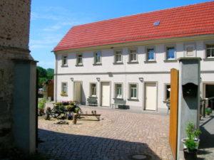 Bernsteinhof in Rositz