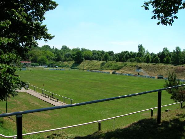 Sportplatz in Rositz