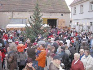 Adventsfest auf dem Bernsteinhof