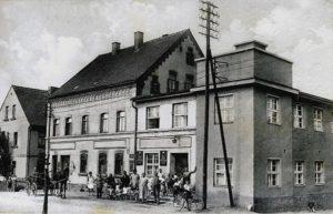 Das Gasthaus Sprungala in der Altenburger Straße