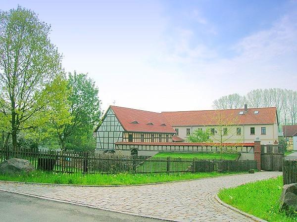 Der Landhof Schnelle in Molbitz