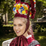 Die Kirmeskönigin 2016 - 2019 Saskia Schmidt