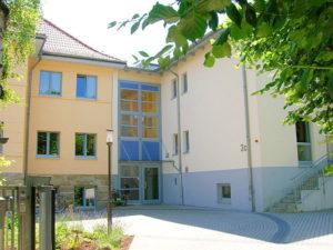 Das Rositzer Wohnheim für geistig Behinderte