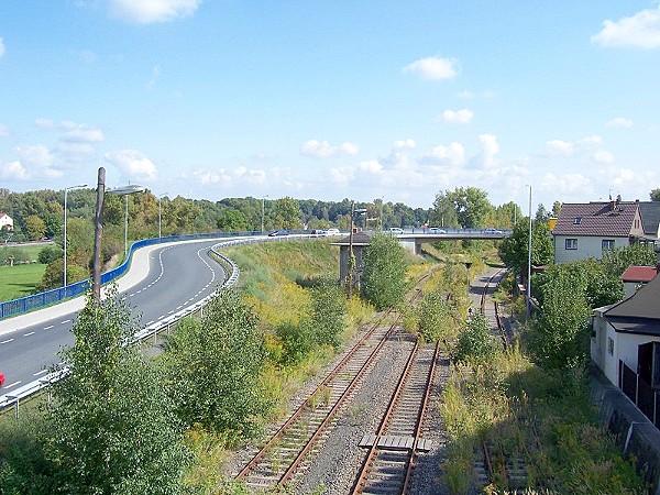 Bahnstrecke Altenburg - Zeitz
