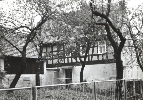 Das Wohnhaus der Fam. Herrmann