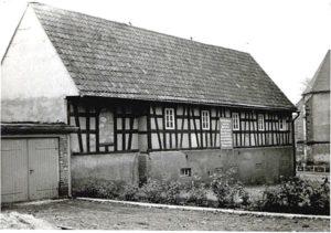 Stallgebäude vom Gutshof Pohle