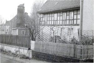 Das Wohnhaus Hirtengasse Ecke Brunnengasse