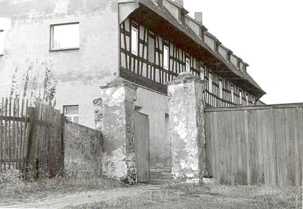 Das Wohnhaus Hohe Str. 13