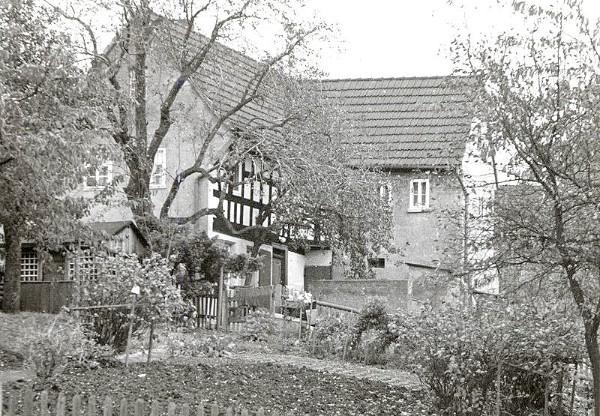 Das Wohnhaus von Fam. Kurt Köhler