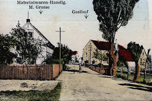 Alte Molbitzer Postkarte