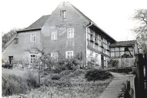 Wohnhaus von Fam. Pfau