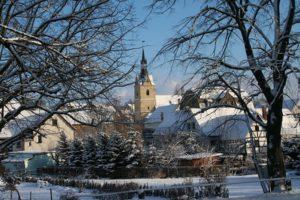 Rositzer Winterimpressionen