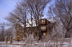 Die Villa der ehemaligen Grube Gertrud