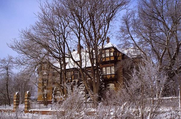 Villa der ehemaligen Grube Gertrud