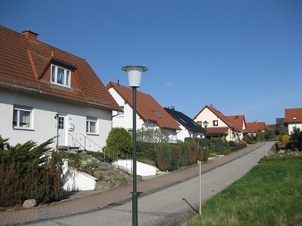 An der Hohle in Schelditz