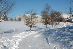 Winter in Schelditz
