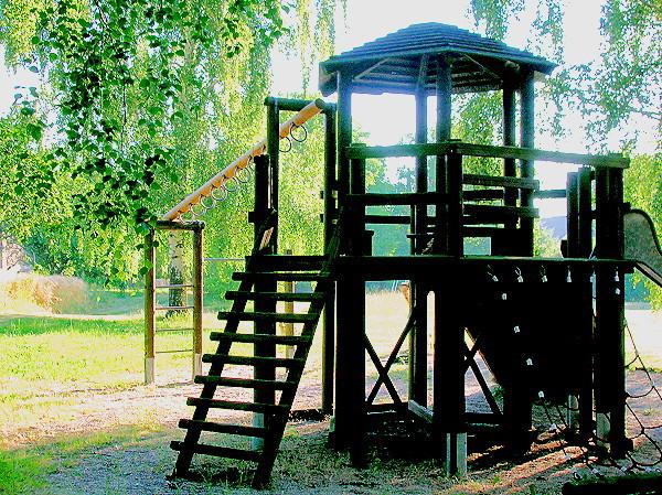 Kinderspielplatz in Schelditz