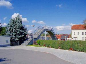 Die Treppenbrücke