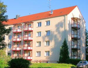Schelditzer Neubaugebiet