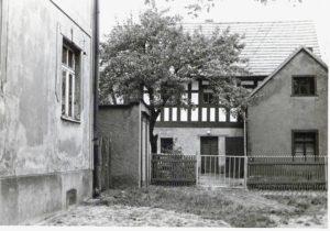 Das Wohnhaus der Fam. Gerbisch
